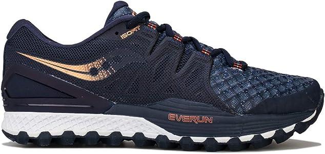 Saucony Xodus ISO 2, Zapatillas de Deporte para Hombre, Azul (Nvy ...