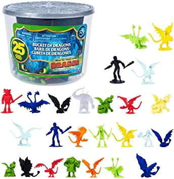 Mini Battle Dragon Power Pack24-Piece SetMini figureDreamWorks Dragons