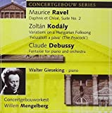 Debussy: Fantasie for Pno & Orch by CONCERTGEBOUW ORCH / MENGELBERG (2013-05-03)