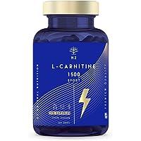 L-CARNITINA Natural 1500 Complemento L Carnitina Quemagrasas Mejora Energía Resistencia Rendimiento Deportivo Ayuda…