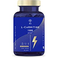 L-CARNITINA Natural 1500 Complemento L Carnitina Quemagrasas Mejora