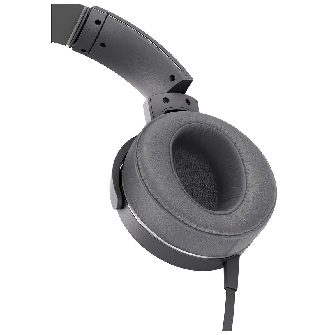 Sony MDR-XB950 H Extra Bass Headphone – Silver International Version