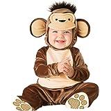 InCharacter Mischievous Monkey Infant/Toddler Costume