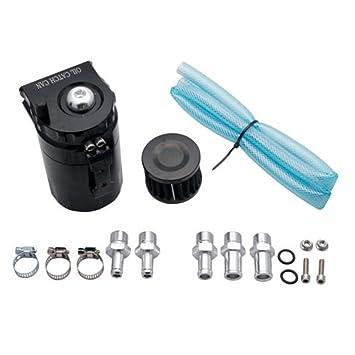 Maso - Kit de tapón de aceite con filtro de depósito de gasolina diésel turbo: Amazon.es: Coche y moto