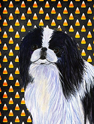 Caroline's Treasures SS4260CHF Japanese Chin Candy Corn H...