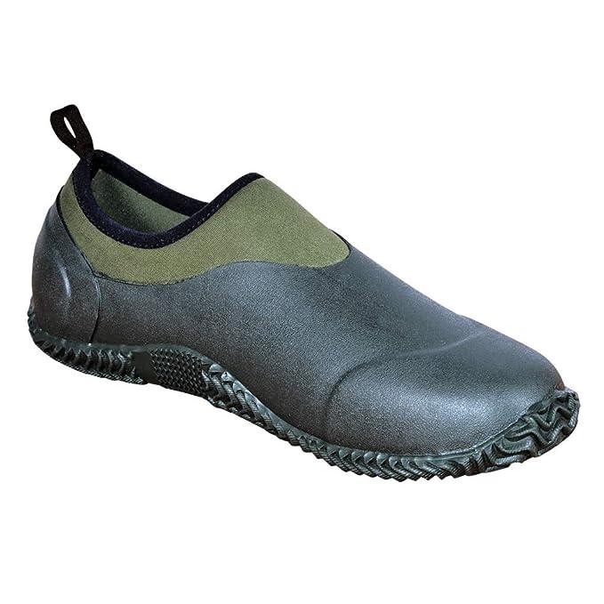 Habit Mens Garden Shoes Realtree Xtra Camo