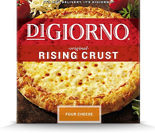 Digiorno, Rising Crust, 4-Cheese Pizza, 28.2 Oz. (12 Count) by DiGiorno