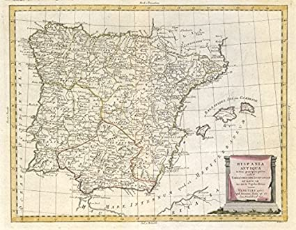 Amazon Com Hispania Antiqua Ancient Roman Iberia Spain
