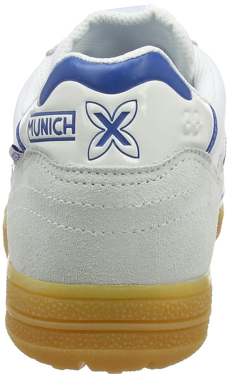 Adulto Scarpe da Calcetto Unisex Munich Gresca