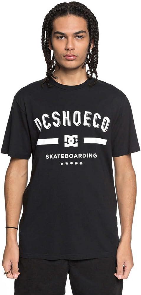 DC Shoes Last Stand - T-Shirt - Camiseta - Hombre - M: DC Shoes: Amazon.es: Ropa y accesorios