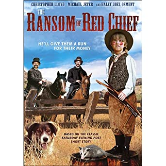 who wrote the ransom of red chief