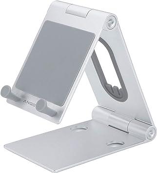 AUTFIT Soporte plegable para phone, ajustable desk stand universal ...