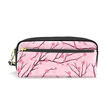 Eslifey Sakura - Estuche de piel sintética para lápices de ...