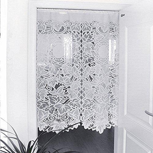 lace door curtain - 9