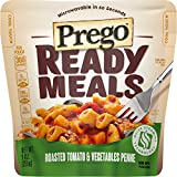 veggie to pasta - Prego Ready Meals, Roasted Tomato & Vegetable Penne, 9 Ounce (Pack of 6)
