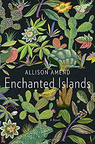 book cover of Enchanted Islands