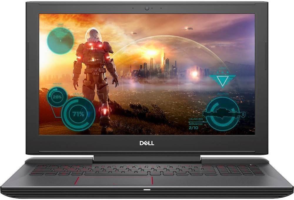 Dell I7577-7272BLK-P Inspiron 15.6