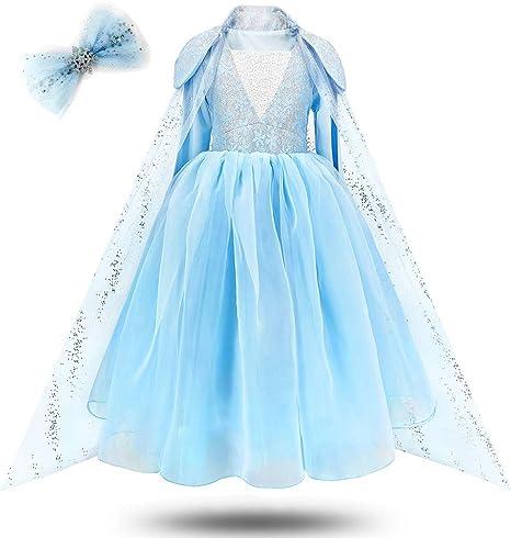 アナ 雪 エルサ ドレス