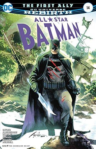 All-Star Batman (2016-2017) #14 (All-Star Batman (2016-)) ()