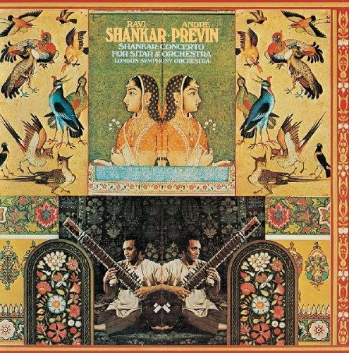 Shankar: Concerto for Sitar & Orchestra by Shankar, Ravi w. Andre Previn