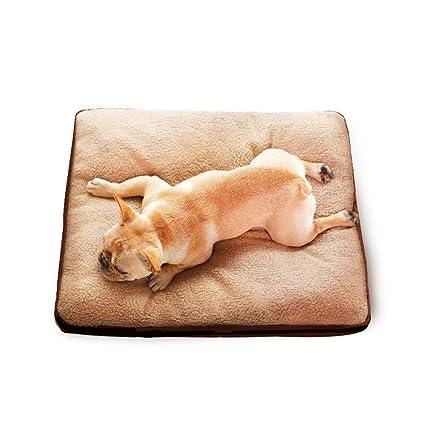Caseta de la casa para Mascotas Perro Mediano Perro Grande Lavable Cama para Mascotas Nido del