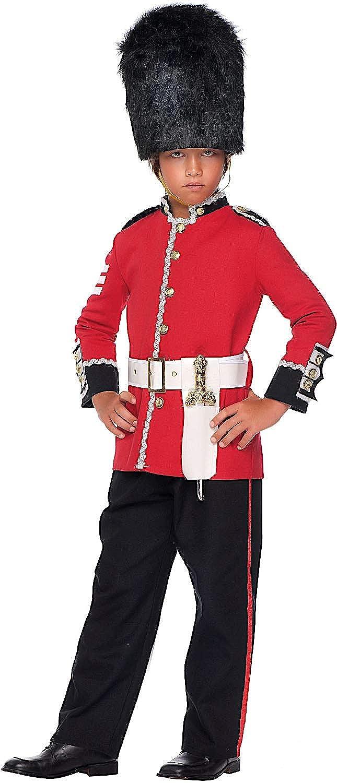 Promoción por tiempo limitado Disfraz INGLS Guard Beb Vestido Fiesta de Carnaval Fancy Dress Disfraces Halloween Cosplay Veneziano Party 50703