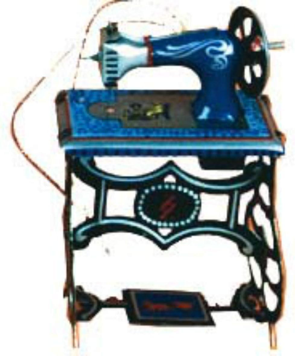 Juguete Infantil Decorativo de Hojalata Mini Maquina DE Coser. Máquinas a Escala. Juguetes y Juegos de Colección. Regalos Originales. Decoración Clásica.