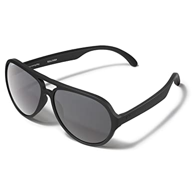 Distil Union MAGNETIC Stay-Put Aviator Sunglasses with flexible comfort and  durable shape-memory d8e70655a