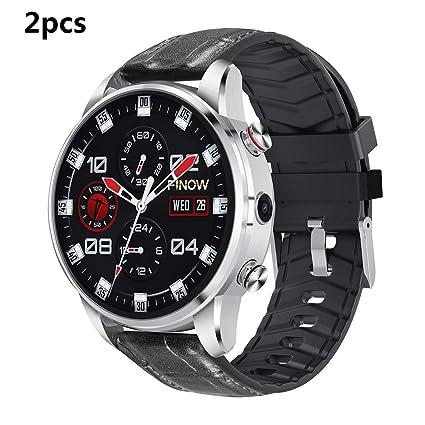 Amazon.com: ZUKN IP67Waterproof 4G Smartwatch con podómetro ...