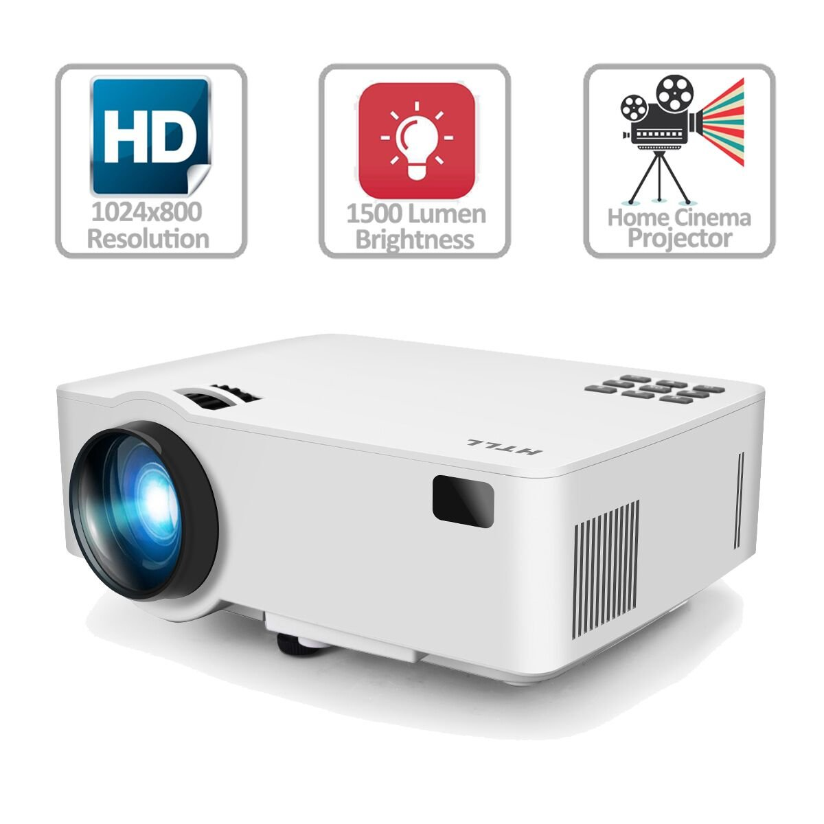 Best Home Theater Projector 2020.Top 10 Best Gaming 1080p Video Projectors 2018 2020 On