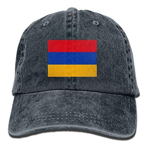 zengjiansm Sports Flag Denim Unisex Women Cowboy Men Gorras béisbol Dad and Baseball Adult Outdr For Hat Cap Armenian vqxIvrYt