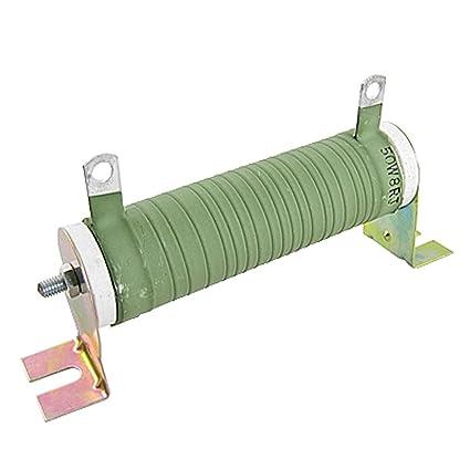 amazon com aexit ceramic tube variable resistors fixed wirewound