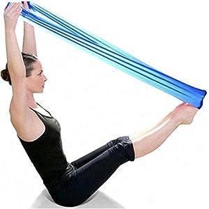 Malloom® - Banda elástica para yoga, pilates, aerobic y entrenamiento