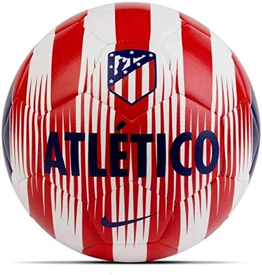 Desconocido Nike ATM NK PRSTG Balón, Unisex Adulto, White/Sport ...