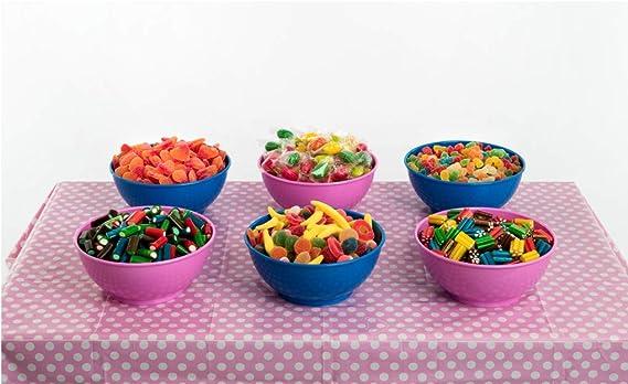 Candybar Low Cost La Asturiana - Mesa Dulce o Candybar con 6 ...