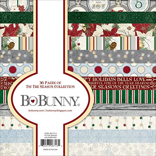 Bobunny Single-Sided Paper Pad 6