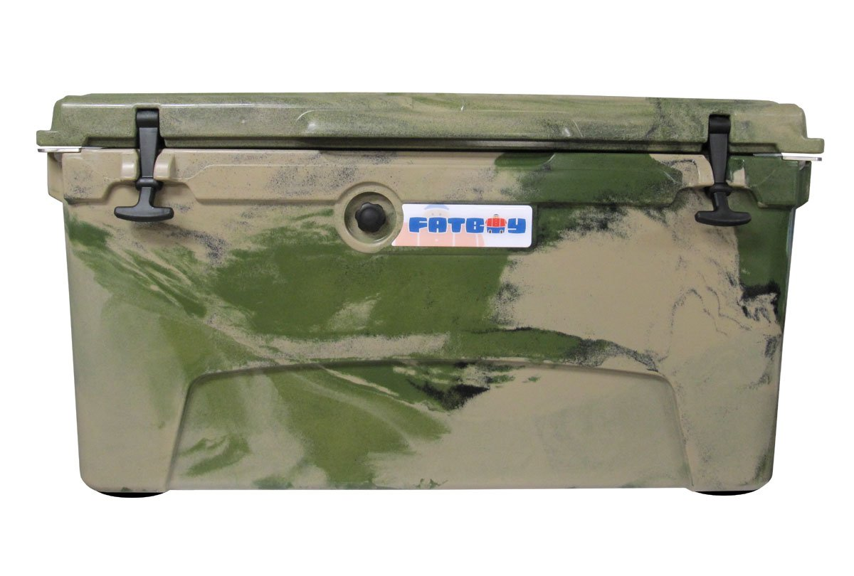 Fatboy 75QT Rotomolded Chest Ice Box Cooler Army Camo by Fatboy