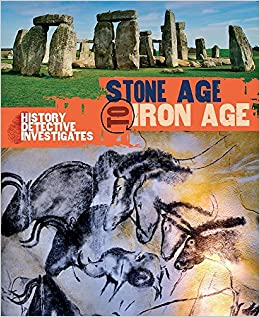 Image result for stone age to iron age book history detective
