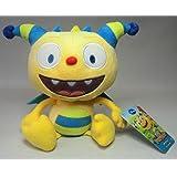 """Disney Junior Henry Hugglemonster 8"""" Plush"""