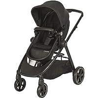 Maxi Cosi Zelia 4 Wheel Stroller - Nomad Black