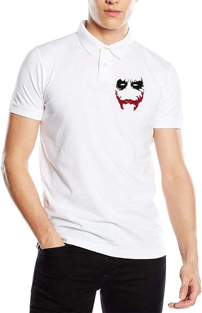 Xqf359 Joker Mens Polo Shirts, Mens Premium Polo Shirt: Amazon.es ...