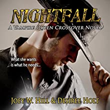 Nightfall Audiobook by Joey W. Hill, Desiree Holt Narrated by Maxine Mitchell
