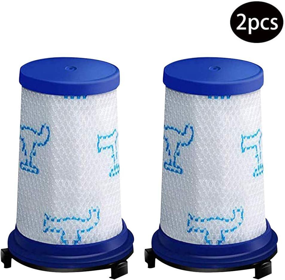 Lote de 2 filtros de repuesto para aspiradora Rowenta ZR009001 y ...