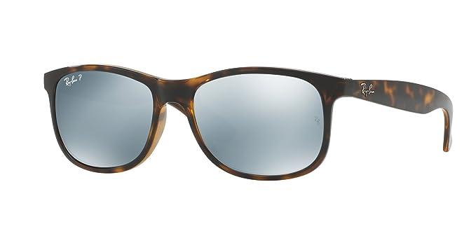 Ray-Ban - Gafas de sol - para hombre flash blue polarized Talla ...