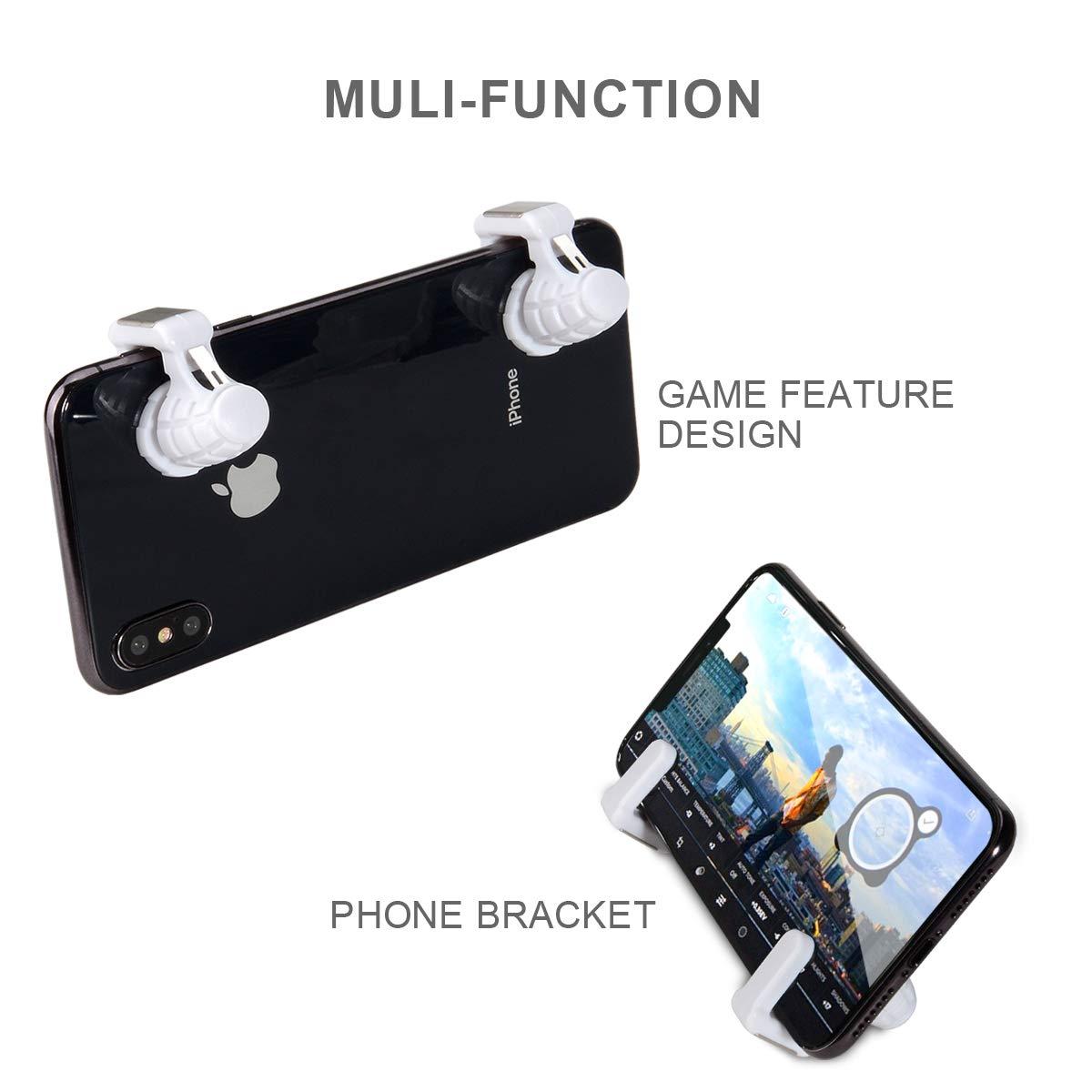 Amazon.com: COCASES PUBG - Controlador de juegos para móvil ...