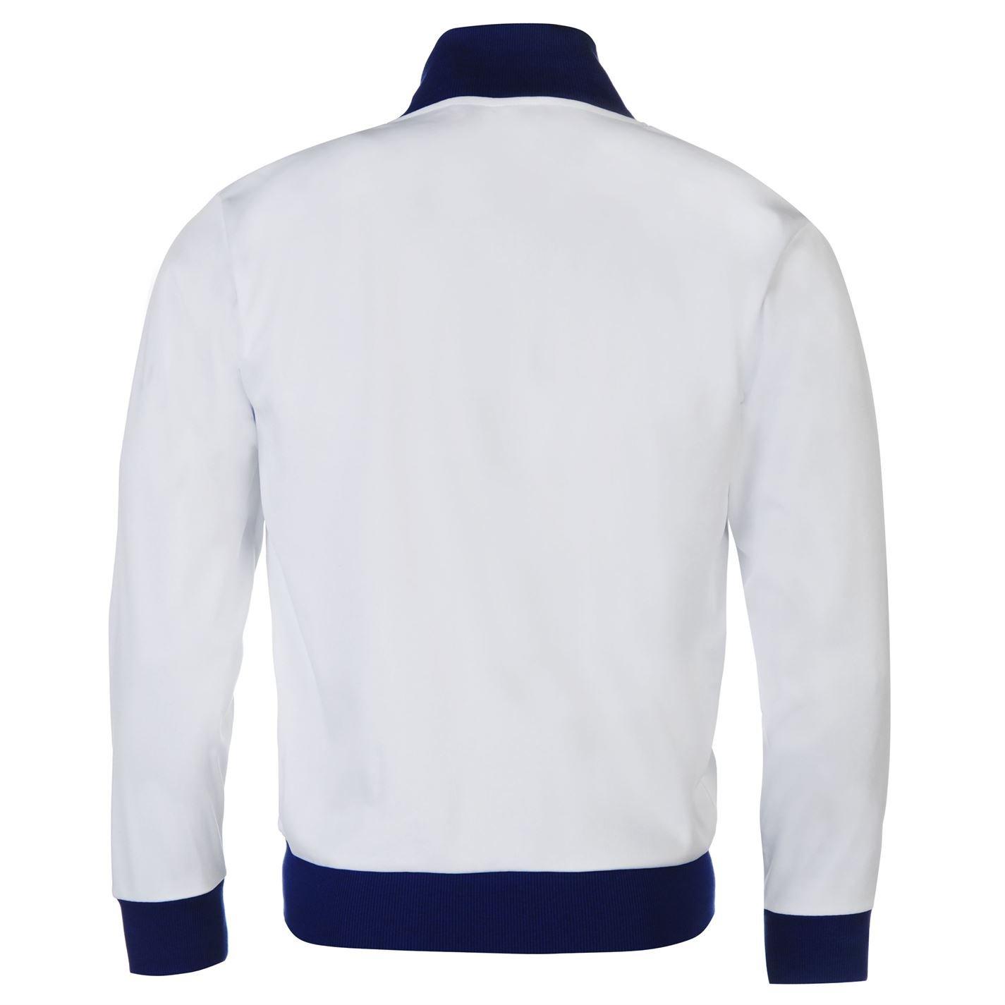 Score Draw Hombre Retro Leeds United 1972 Home Chandal Top ...