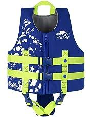 d27996ff01 Filles Garçons Gilet de Natation - Bébés Enfants Veste Gilets de Flottaison  Entraînement de Natation