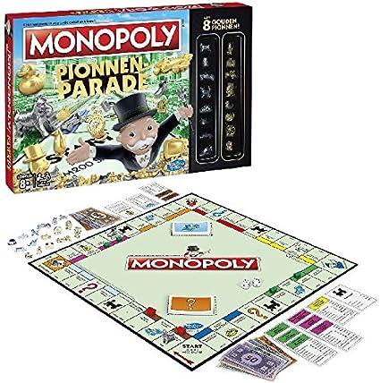 Hasbro 0619243 Monopoly Campesinos Parade: Amazon.es: Juguetes y juegos