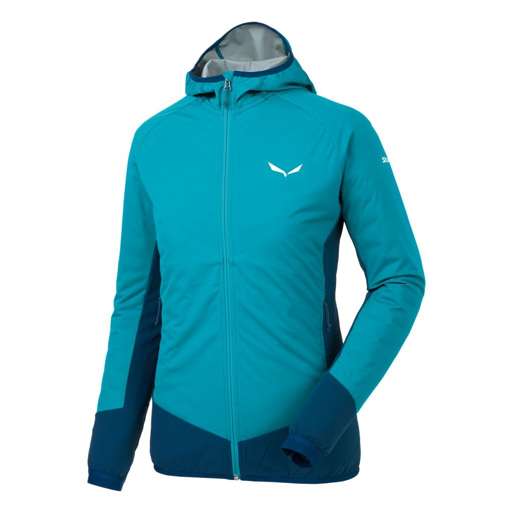 Caneel Bay Salewa Pedroc Hybrid SW DST Softshell Jacket  Women's