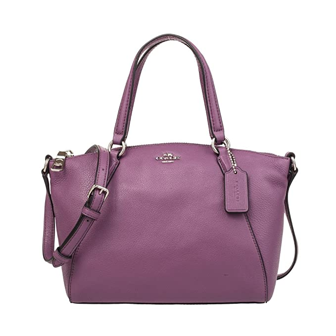 ... coupon coach pebble leather mini kelsey satchel crossbody handbag  f57563 mauve 92ab9 d2088 5772ef18abf2f